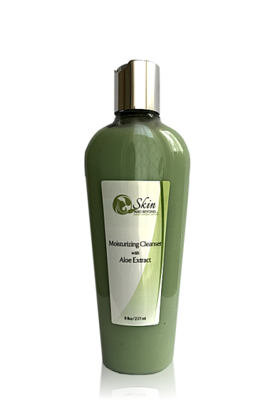 Moisturizing Cleanser with Aloe Extract