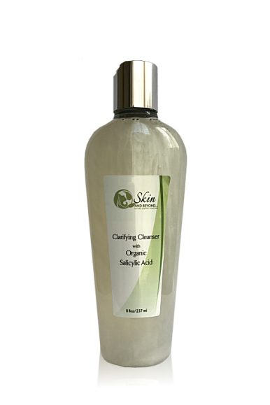 Gentle Cleanser with Organic Salicylic Acid